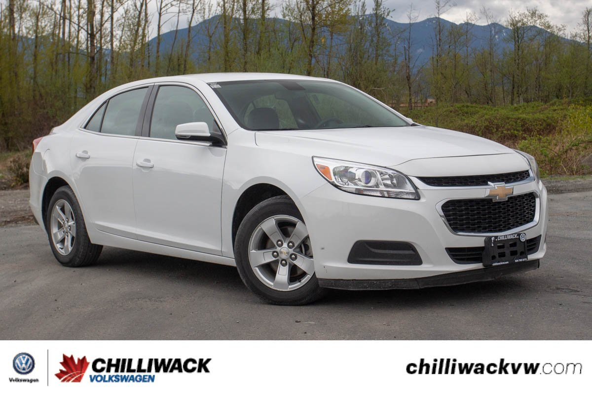 Pre-Owned 2016 Chevrolet Malibu Limited LT AWESOME PRICE, PERFECT FOR STUDENTS!