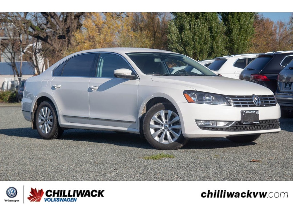 Pre-Owned 2015 Volkswagen Passat - DIESEL ,GREAT COMMUTER,MANUAL