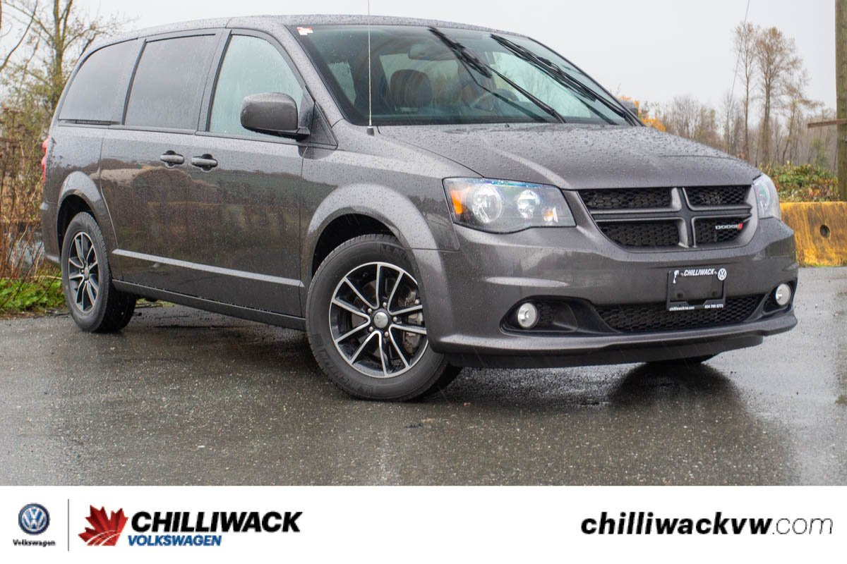 Pre-Owned 2019 Dodge Grand Caravan GT NO ACCIDENTS, GREAT VALUE, SEATING FOR SEVEN!