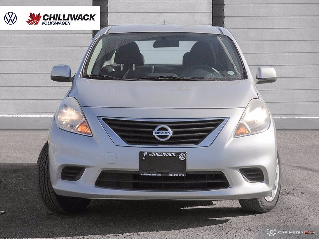Pre-Owned 2014 Nissan Versa SV 1.6L CVT | GREAT COMMUTER CAR! |