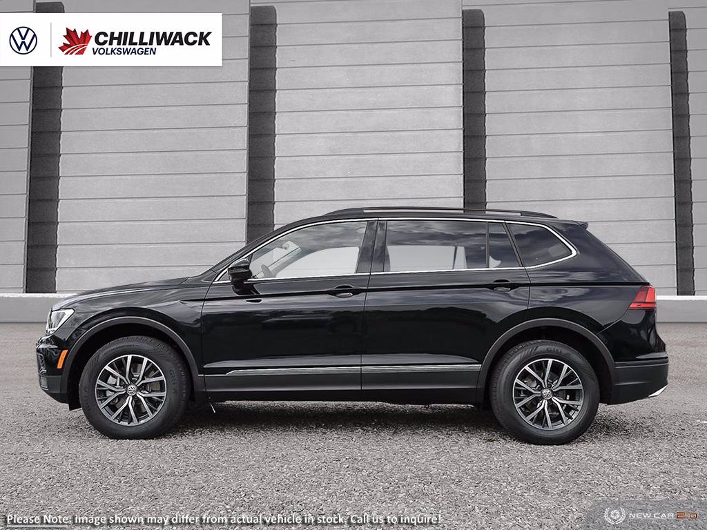 New 2020 Volkswagen Tiguan 2.0TSI COMFORTLINE 4MOTION | 3RD ROW PACKAGE!
