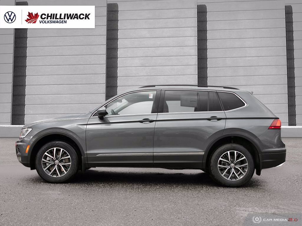New 2020 Volkswagen Tiguan 2.0TSI COMFORTLINE 4MOTION | PANORAMIC SUNROOF | 3RD ROW PACKAGE!