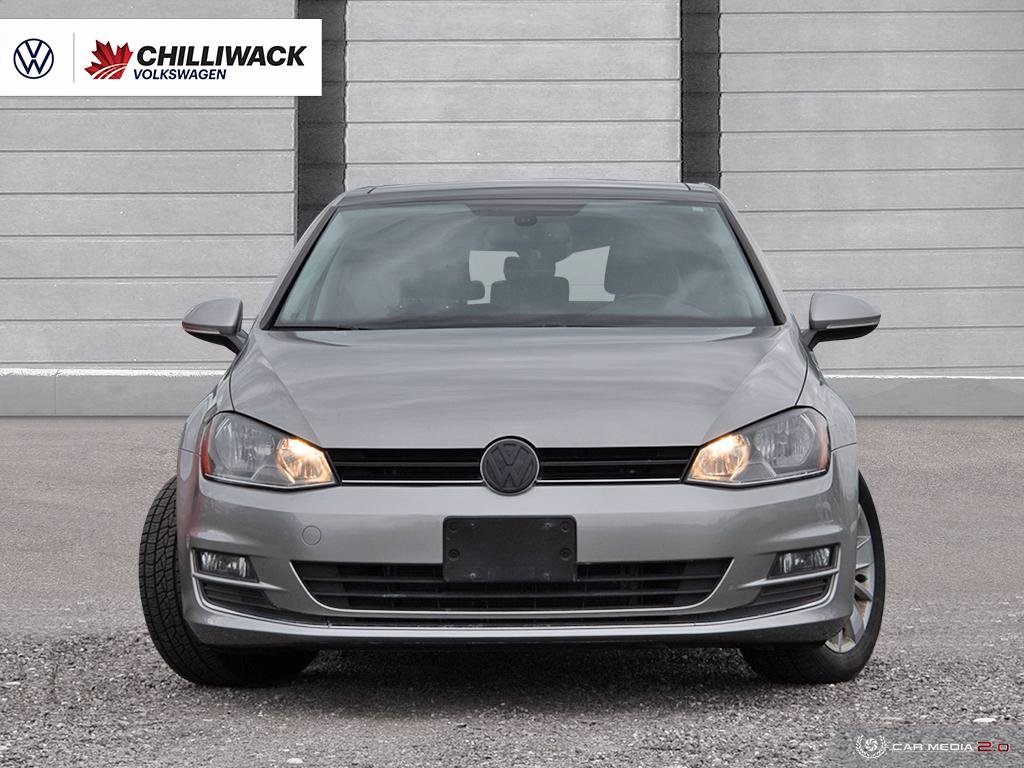 Pre-Owned 2015 VW Golf HIGHLINE 1.8L AUTOMATIC - LEATHER, SUNROOF, BACK UP CAMERA & MORE! *NO ACCIDENTS!*