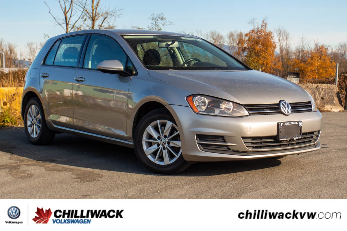Pre-Owned 2015 Volkswagen Golf Trendline NO ACCIDENTS, GREAT VALUE, LOCAL CAR!