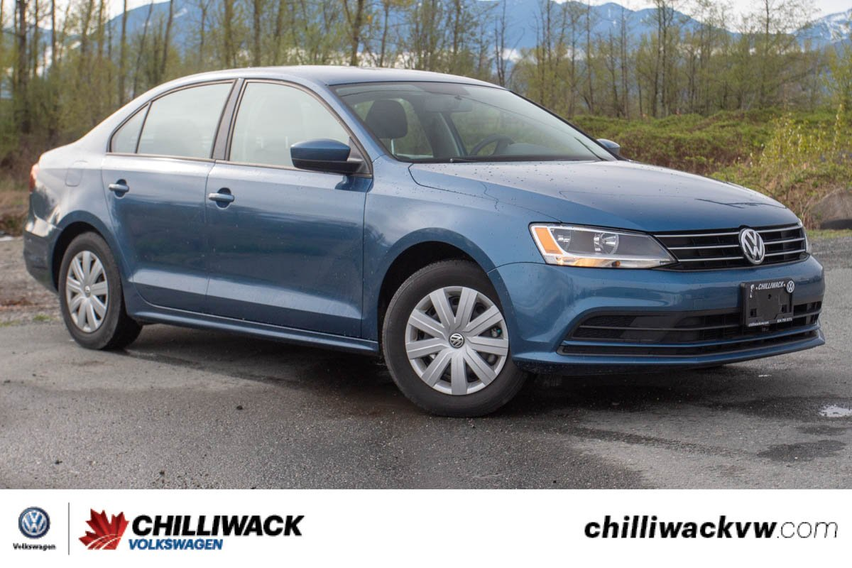 Certified Pre-Owned 2017 Volkswagen Jetta Sedan Trendline+ ONE OWNER, LOCAL CAR, GREAT COMMUTER!
