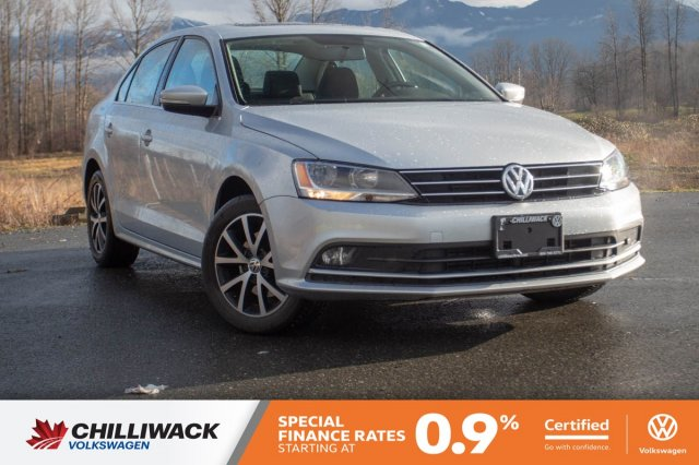 Certified Pre-Owned 2015 Volkswagen Jetta Sedan Comfortline GREAT VALUE, GOOD CONDITION, WELL EQUIPPED