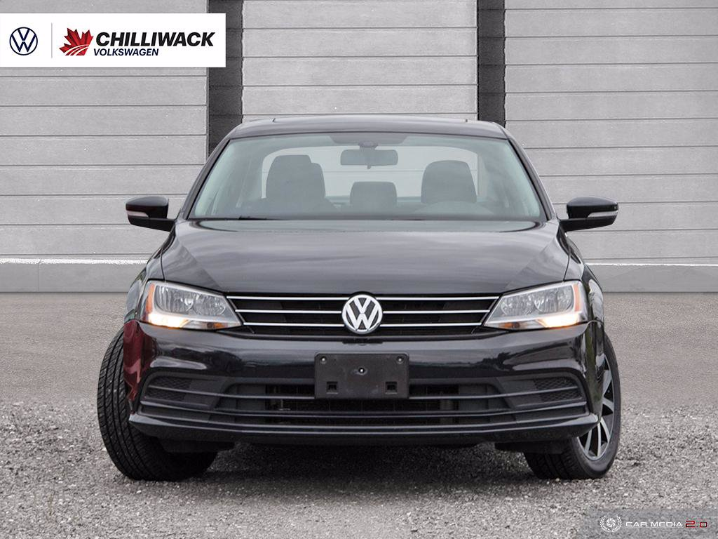 Pre-Owned 2016 Volkswagen Jetta COMFORTLINE 1.4L 6-SPD AUTOMATIC | *NO ACCIDENTS!* | CLOTH, SUNROOF, APP CONNECT & TONS MORE!