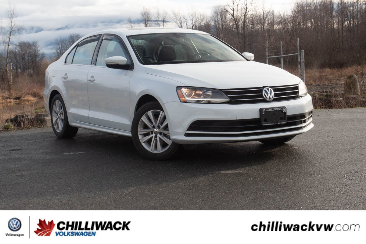 Pre-Owned 2017 Volkswagen Jetta Sedan Wolfsburg NO ACCIDENTS, LOCAL CAR, GREAT PRICE!