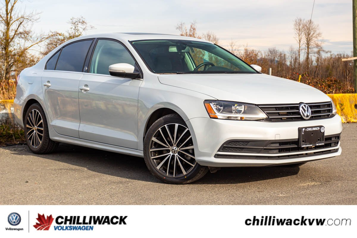 Pre-Owned 2017 Volkswagen Jetta Sedan Wolfsburg Edition GREAT CONDITION, NO ACCIDENTS, LOCAL CAR!