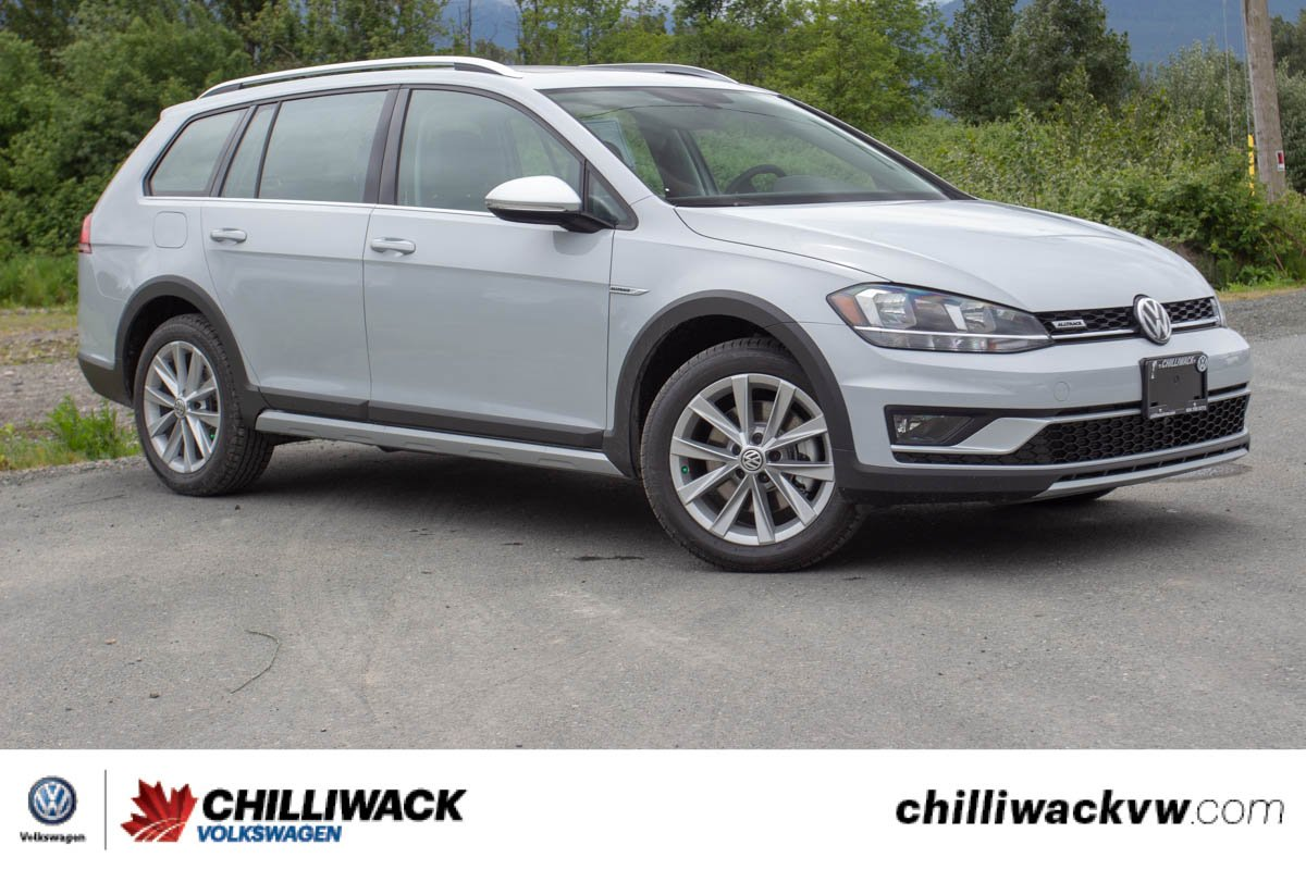 New 2019 Volkswagen Golf Alltrack Highline