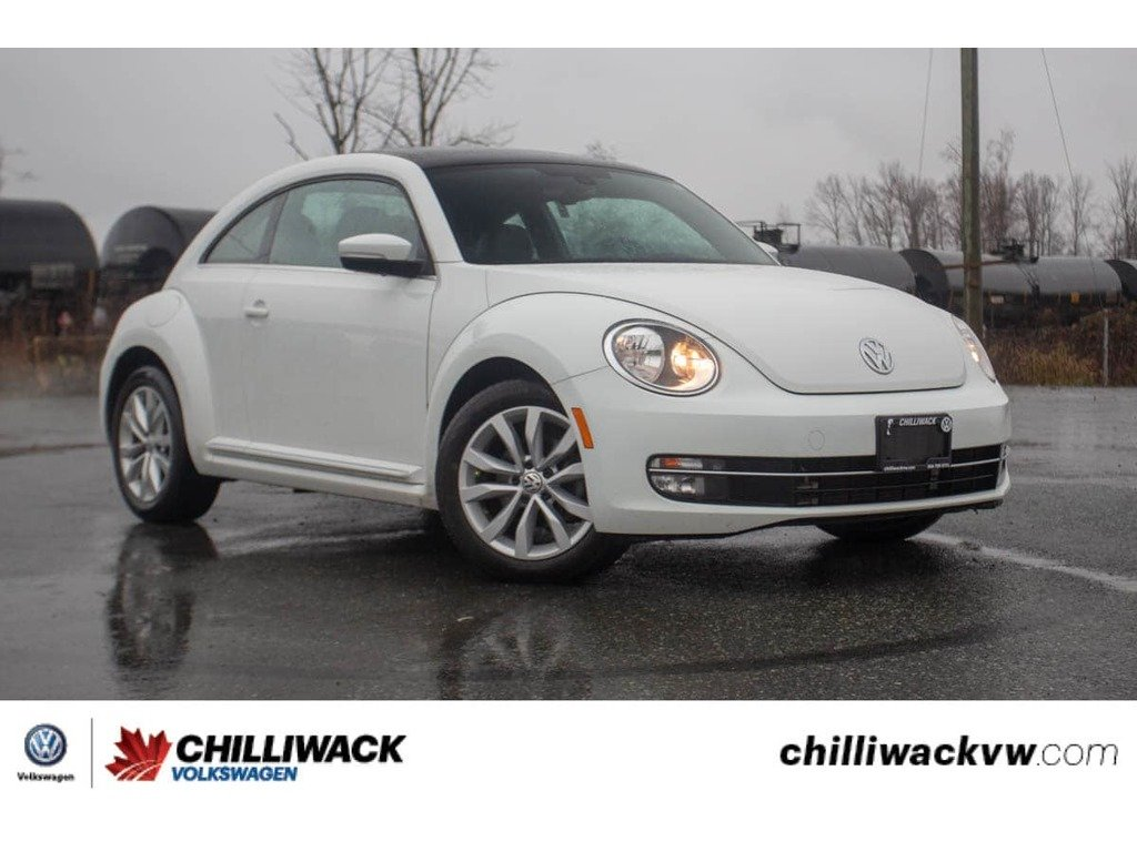 Pre-Owned 2015 Volkswagen Beetle Coupe NO ACCIDENTS, LOCAL, BC CAR