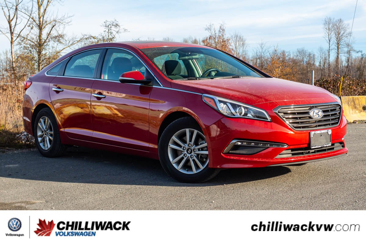 Pre-Owned 2017 Hyundai Sonata 2.4L GLS ONE OWNER, NO ACCIDENTS, B.C. CAR!