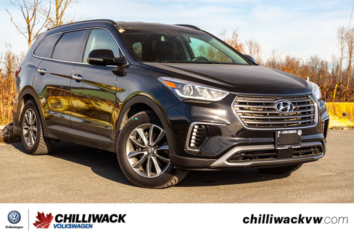 Pre-Owned 2019 Hyundai Santa Fe XL Preferred GREAT PRICE, WELL EQUIPPED, NO ACCIDENTS!