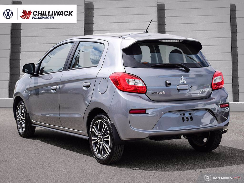 Pre-Owned 2019 Mitsubishi Mirage *LOW KM'S, ONE OWNER!*