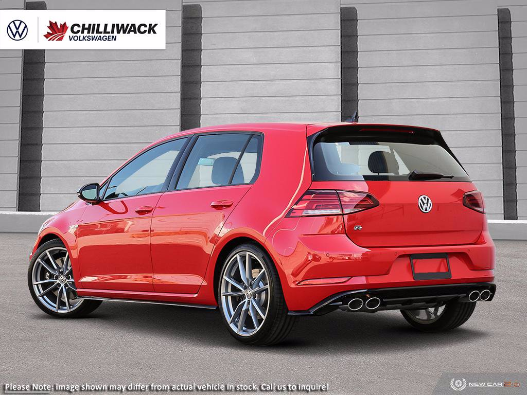 New 2019 Volkswagen Golf R 2.0T 7SPD DSG 4MOTION AUTOMATIC | DRIVERS ASSISTANCE PACKAGE!