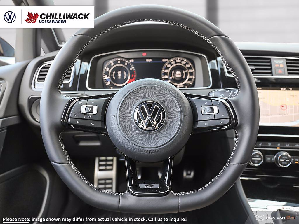 New 2019 Volkswagen Golf R 2.0T (6 speed manual) 4MOTION | CARBON STYLE PACKAGE | DRIVER ASSISTANCE PACKAGE
