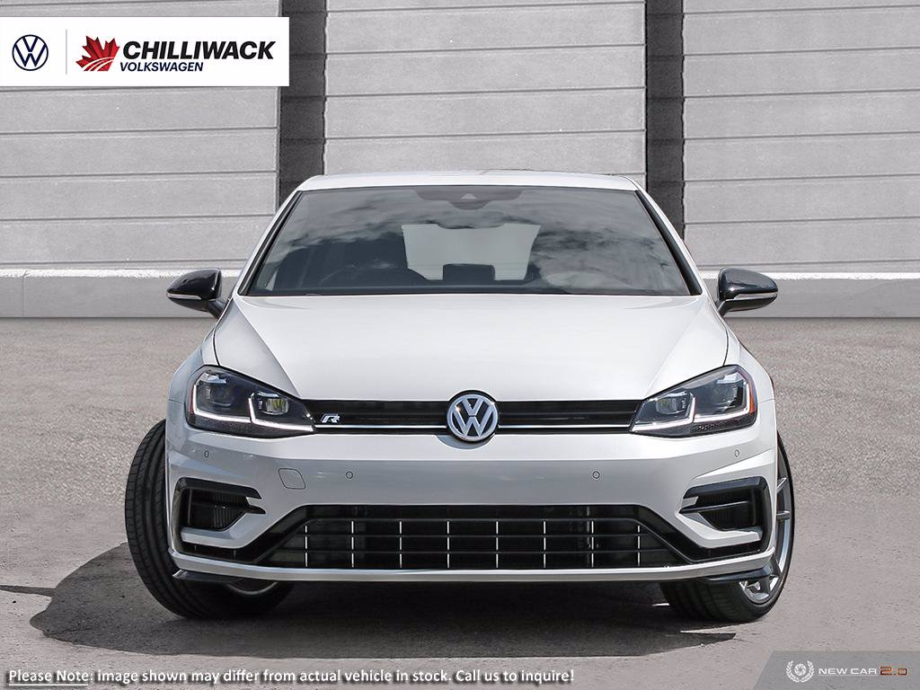 New 2019 Volkswagen Golf R 2.0T 6SPD MANUAL 4MOTION | CARBON STYLE PACKAGE, DRIVERS ASSISTANCE PKG!