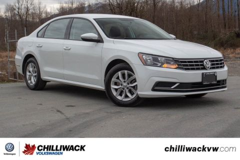 Pre-Owned 2018 Volkswagen Passat Trendline+ ONE OWNER, GREAT CONDITION, BC CAR
