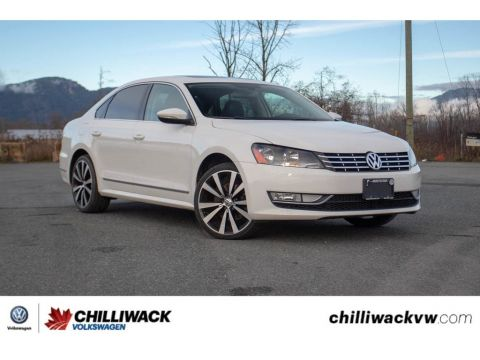 Pre-Owned 2012 Volkswagen Passat 2.5L Highline
