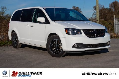 Pre-Owned 2018 Dodge Grand Caravan GT NO ACCIDENTS, GREAT PRICE, SEATING FOR SEVEN!
