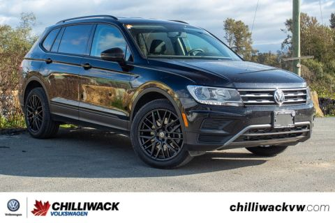 Pre-Owned 2019 Volkswagen Tiguan Trendline NO ACCIDENTS, UPGRADED RIMS, WELL EQUIPPED!