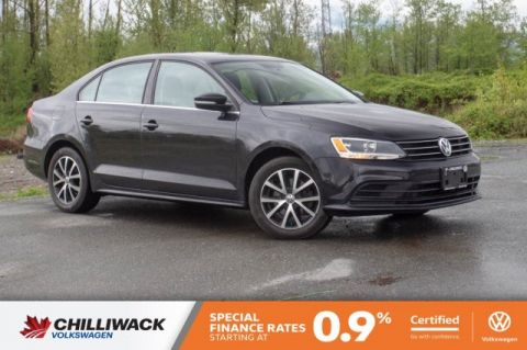 Certified Pre-Owned 2015 Volkswagen Jetta Sedan Comfortline GREAT CONDITION, NO ACCIDENTS, LOCAL CAR!