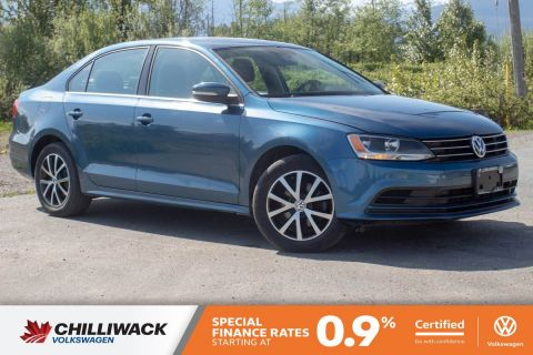 Certified Pre-Owned 2015 Volkswagen Jetta Sedan Comfortline LOW KM, GREAT CONDITION, LOCAL CAR!