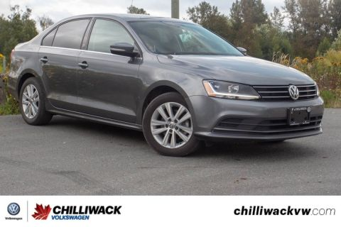 Pre-Owned 2017 Volkswagen Jetta Sedan Wolfsburg Edition NO ACCIDENTS, LOCAL CAR, GREAT PRICE!