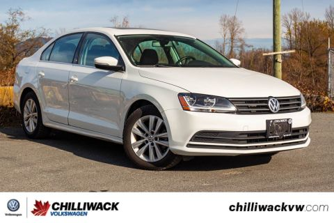 Pre-Owned 2017 Volkswagen Jetta Sedan Wolfsburg Edition GREAT PRICE, WELL EQUIPPED, LOCAL CAR!