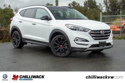 Pre-Owned 2018 Hyundai Tucson Noir ONE OWNER, NO ACCIDENTS, LOCAL CAR!