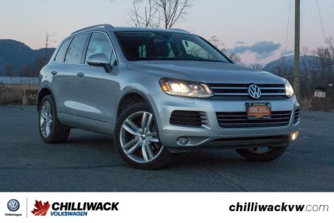 Pre-Owned 2014 Volkswagen Touareg Highline