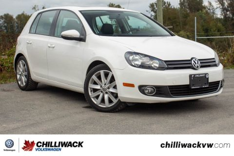 Pre-Owned 2013 Volkswagen Golf Highline LOW KM, WELL TAKEN CARE OF, LOCAL CAR!